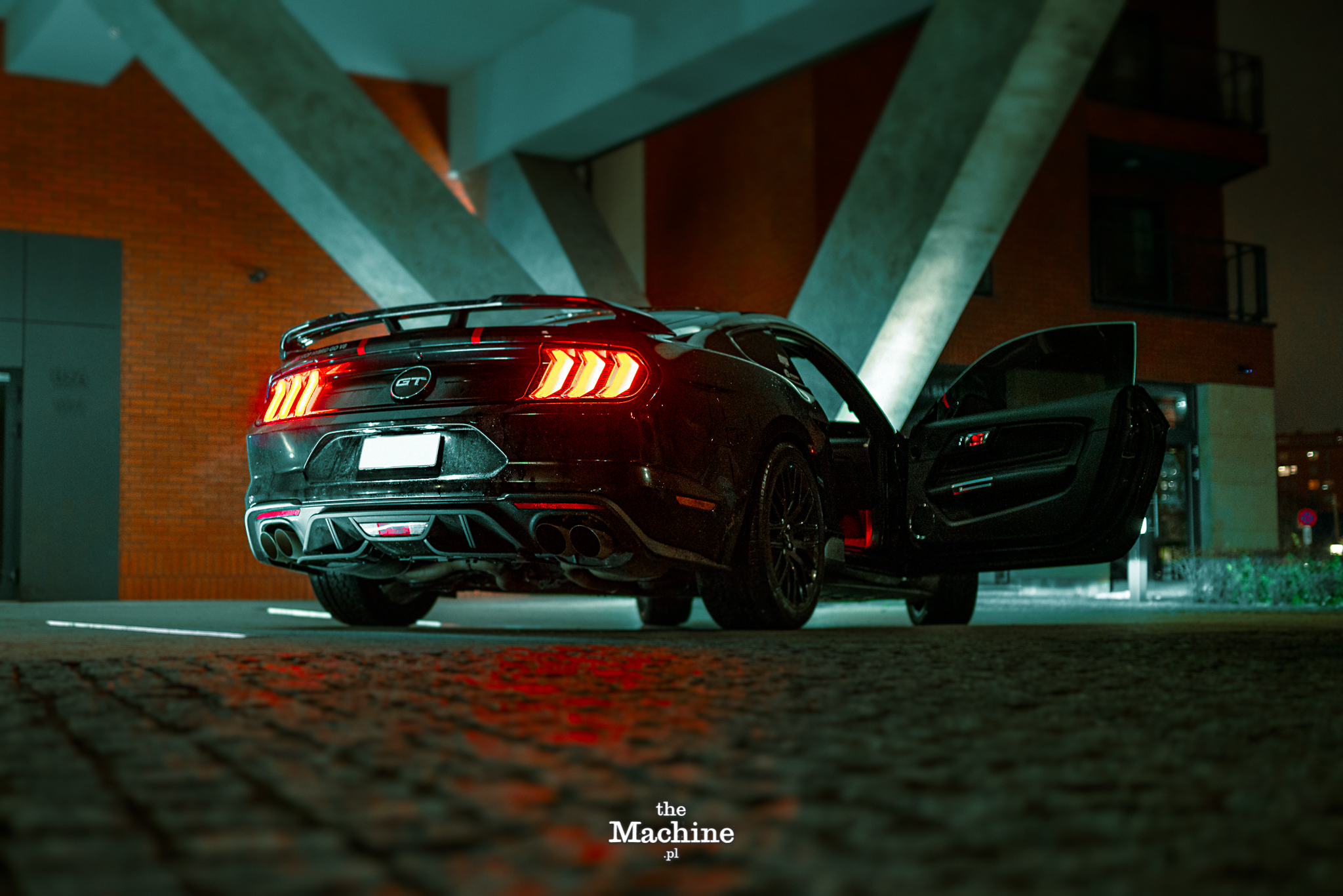 Ford MUSTANG GT #4 by TheMachine (12)