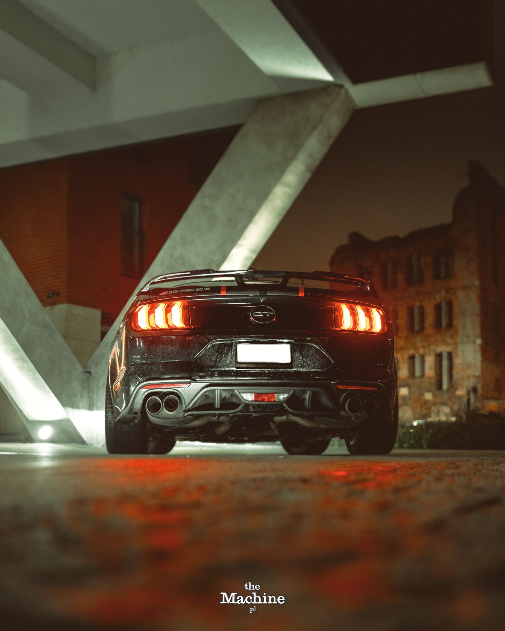 Ford MUSTANG GT #4 by TheMachine (13)