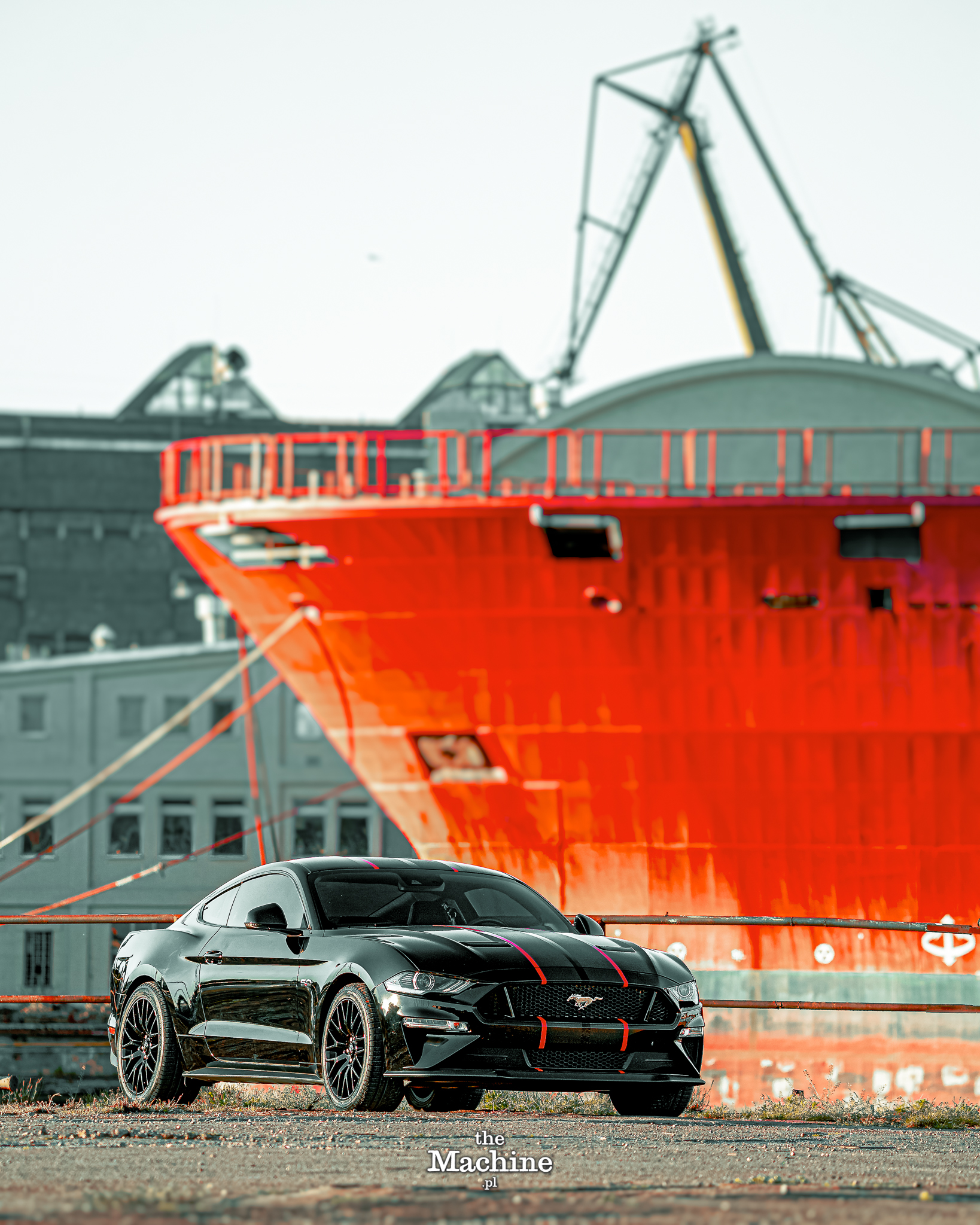 Ford MUSTANG GT #4 by TheMachine (28)