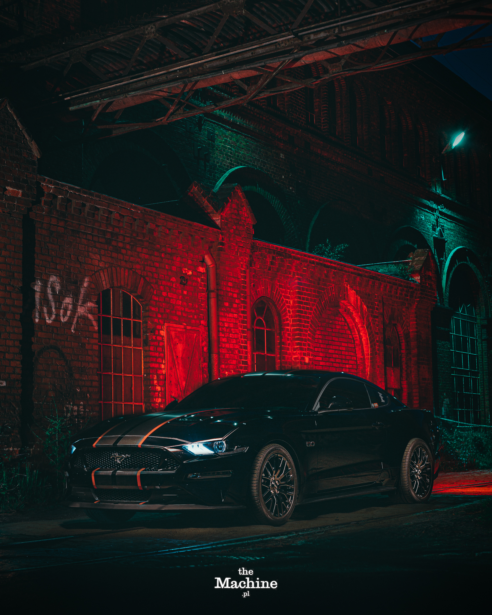 Ford MUSTANG GT #4 by TheMachine (30)