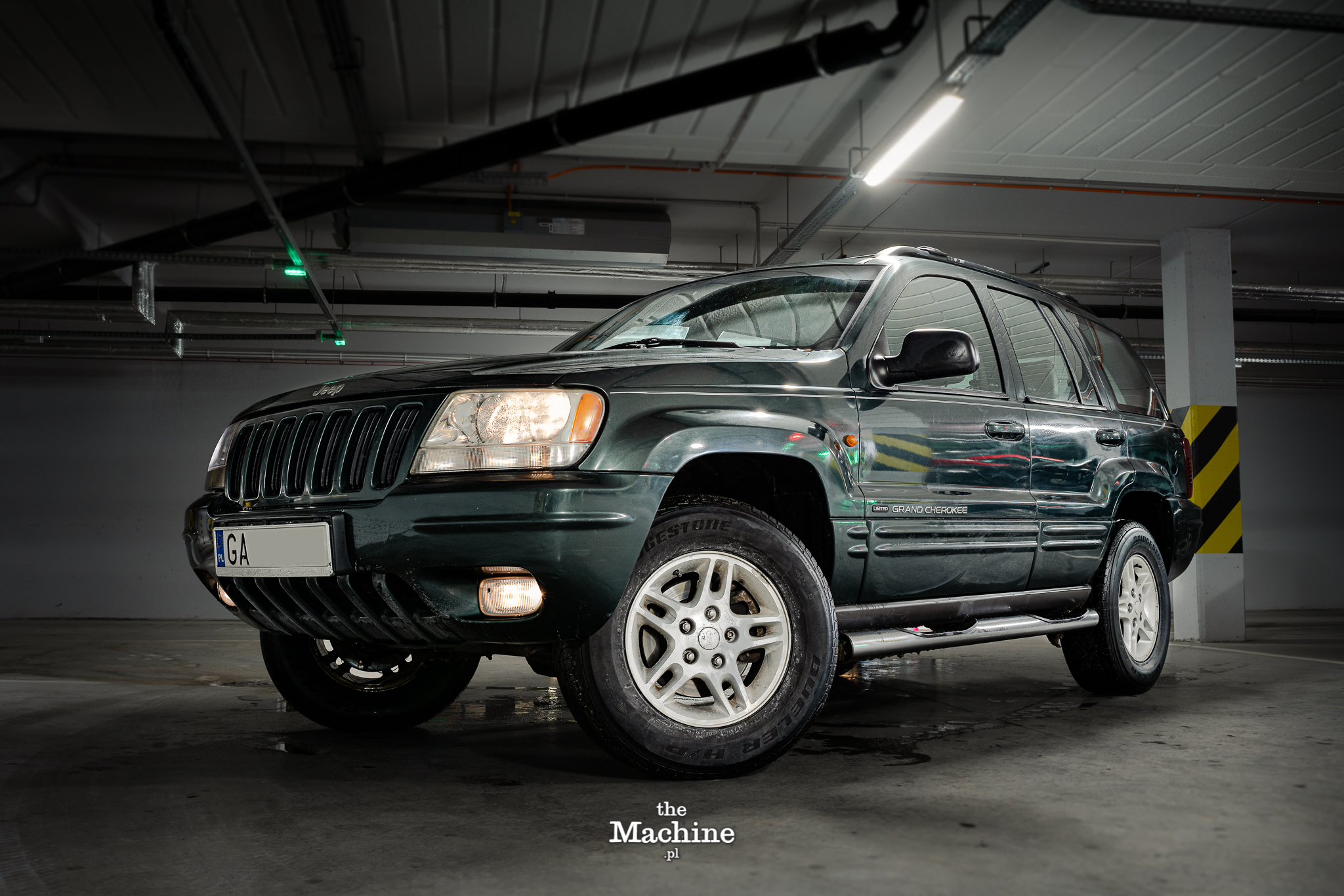 Jeep Cherokee by TheMachine (2)