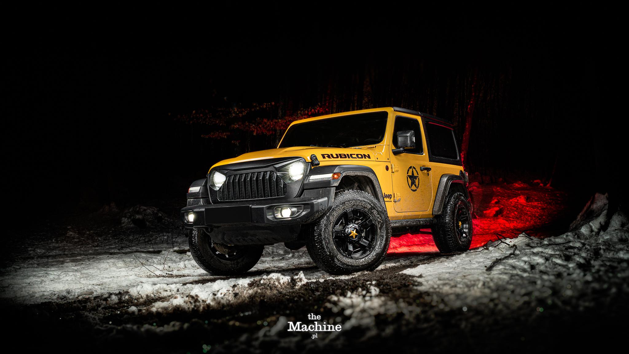 Jeep Wrangler RUBICON (1)