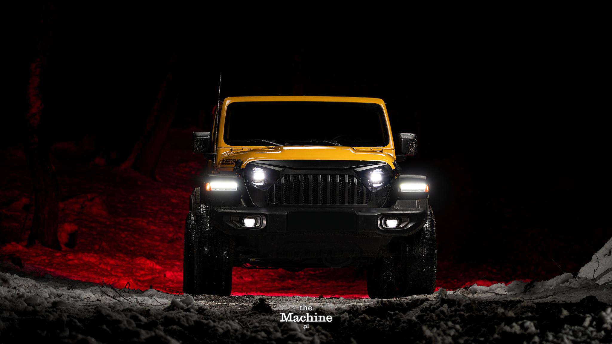 Jeep Wrangler RUBICON (2)